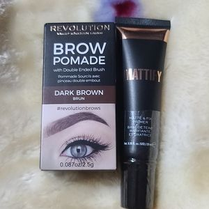 Revolution Beauty Mattify Primer/Brow Pomade